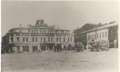 Базарная площадь в Вязьме