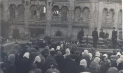 Перезахоронение М.Г. Ефремова, г. Вязьма