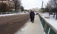 Результаты «ремонта» Смоленского моста