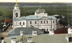 Аркадиевский монастырь города Вязьма