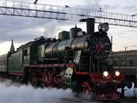 Поезд Памяти