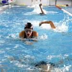 Вяземские пловцы заняли третье место по области
