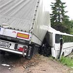 Авария на на 257-километре