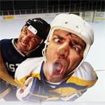 Команда из Вязьмы принимает участие в чемпионате области по хоккею