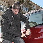 Вязьмича-автоугонщика задержали в Можайске