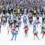 Вязьмичи примут участие в Лыжне России – 2011