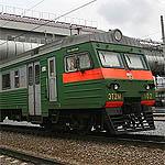 Новые электрички на Москву