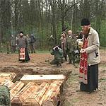 Более 900 воинов захоронены на Поле Памяти в Сычевке