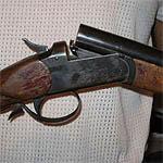 Вязьмич пытался застрелить человека