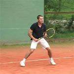Вязьмичи на чемпионате области по большому теннису