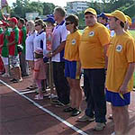 Вязьмичи приняли участие в спартакиаде МЖД