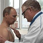 Путин в Смоленске