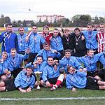 Футболисты ВФ МГИУ вошли в финал кубка области