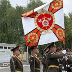 Вяземская авиачасть получит боевое знамя нового образца