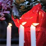 Погибших полицейских хоронила вся Угра