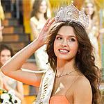"""Елизавета Голованова из Сафоново стала """"Мисс Россия-2012"""""""