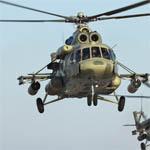 Вяземские вертолетчики отработали варианты поражения противника