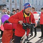 Юлия Михайлюк: в Париж через Вязьму