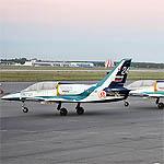 Пилотажная группа «Русь» отправляется в Таллин
