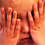 В Темкинском районе нашли пропавшего ребенка