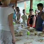 Под Вязьмой снова работает детский православный лагерь «Исток»
