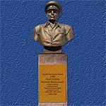 В Вязьме открывается памятник Василию Маргелову