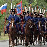 Казачий поход пересек границу Смоленской области