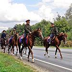 Казачий поход в Вяземском районе