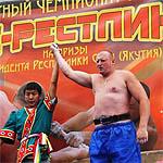 Виктор Колибабчук снова чемпион