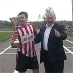 ВФ МГИУ выиграла кубок Смоленской области по футболу!
