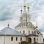 В Вязьме продолжают освящать храмы