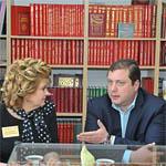 Губернатор Островский заявил о назначении своим советником Нины Куликовских