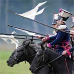 Праздничные мероприятия 200-летия вяземского сражения