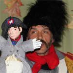 В Вязьме побывали два бельгийца армии Наполеона