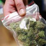 По улице Песочной изъяли марихуану