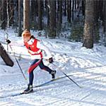Вязьмичи взяли награды на первенстве по лыжным гонкам в Смоленске