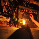 Электроэнергия с барского плеча
