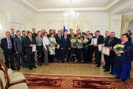 Путин наградил Нину Куликовских