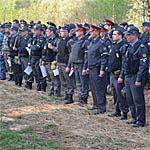 Отряд полиции из Вязьмы принял участие в ликвидации дорогобужского стрелка