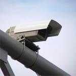 Поджигатели автостоянки были зафиксированы видеокамерой
