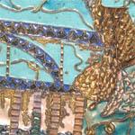 В Вязьме до конца мая будет работать выставка русской эмали