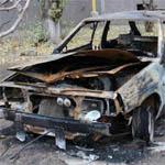 Ревность сжигает автомобили как сердца