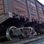 В Вяземском районе сошел с рельсов поезд