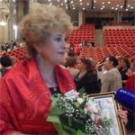 Нина Куликовских удостоена награды за особые заслуги перед Отечеством