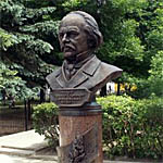 В Вязьме открыт памятник Доргомыжскому