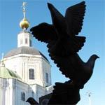 Специалист по памятникам Клименков открыл памятник генералу Жеребцову