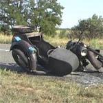 В Демидово вяземского района мотоциклист угробил пассажира