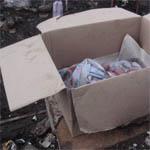 На перегоне Вязьма-Брянская обнаружен труп младенца
