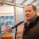 Компания Руссинтэк открыла под Вязьмой инновационный мост через М-1