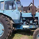 Вязьмич занимался угоном тракторов в Гагарине
